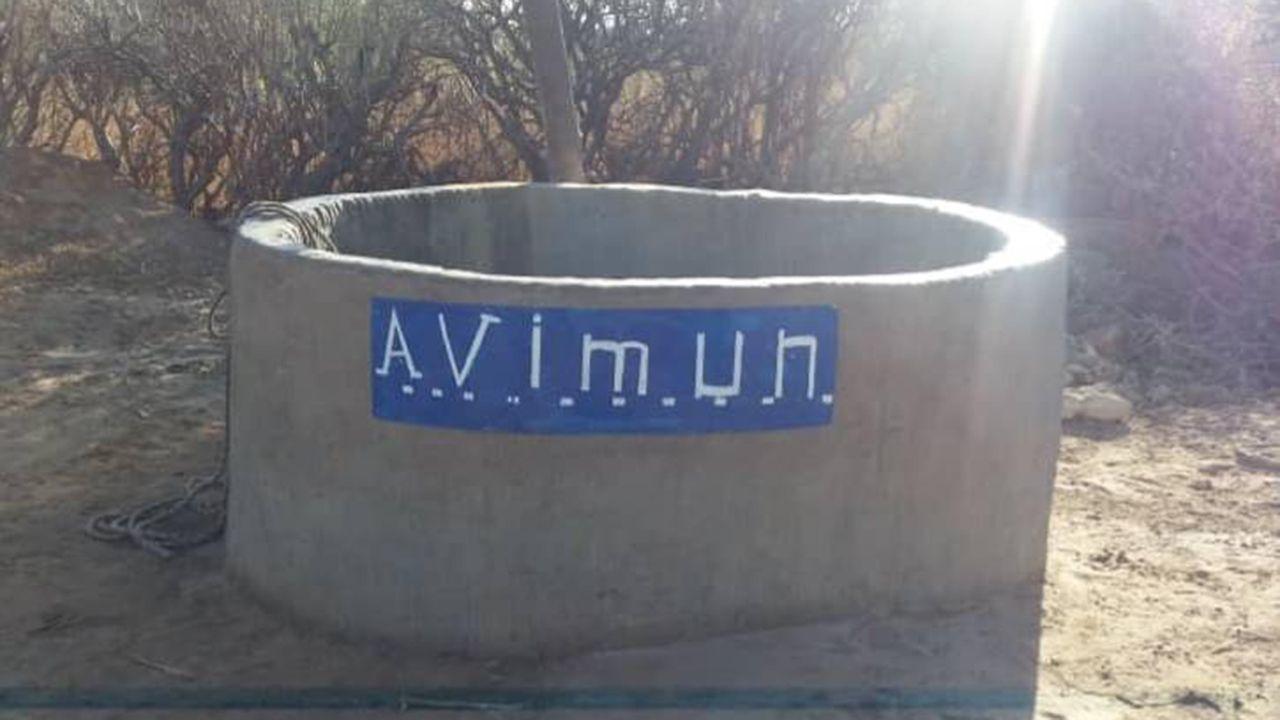 El pozo creado en Senegal por Avimun