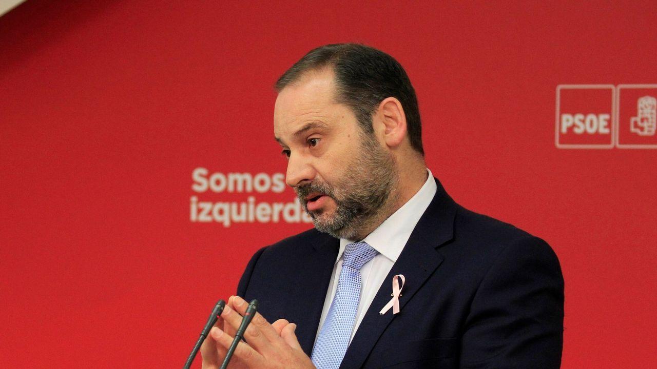Ábalos (PSOE) critica la «cobardía permanente» de Puigdemont.Ramón Espadaler, en una imagen de archivo