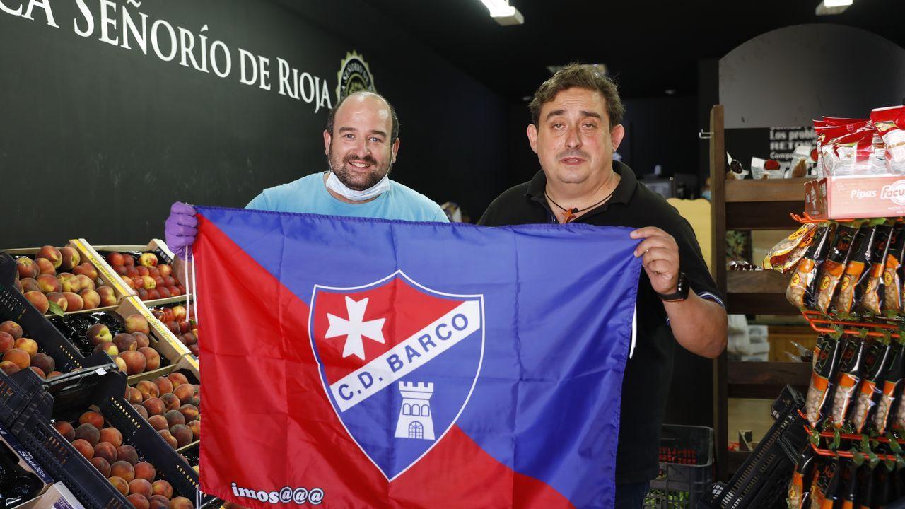 Fútbol veraniego en la UD Ourense
