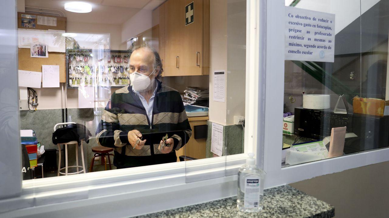Orixe Ultramarinos está entre los negocios que nacen en medio de la crisis sanitaria en Compostela y Fleur de Lys entre los que se van