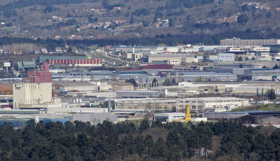 Setenta empresas del polígono de San Cibrao, en el que están asentadas más de 300, participan en la feria