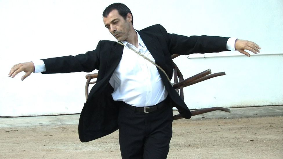 El coreógrafo Andrés Corchero presentará «Hara» en el Círculo de las Artes