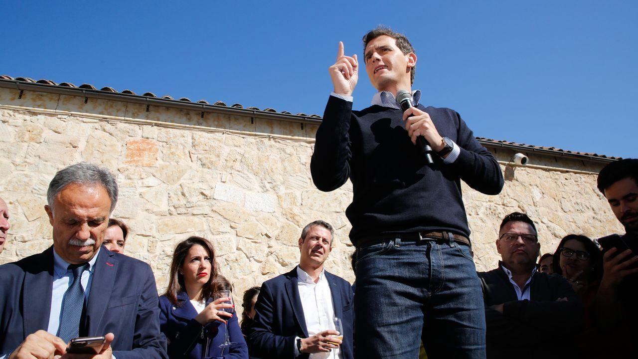 Las condenas a los líderes del «procés» suman 99 años de cárcel.Panteón de la familia Franco en el cementerio de Mingorrubio (El Pardo, Madrid)