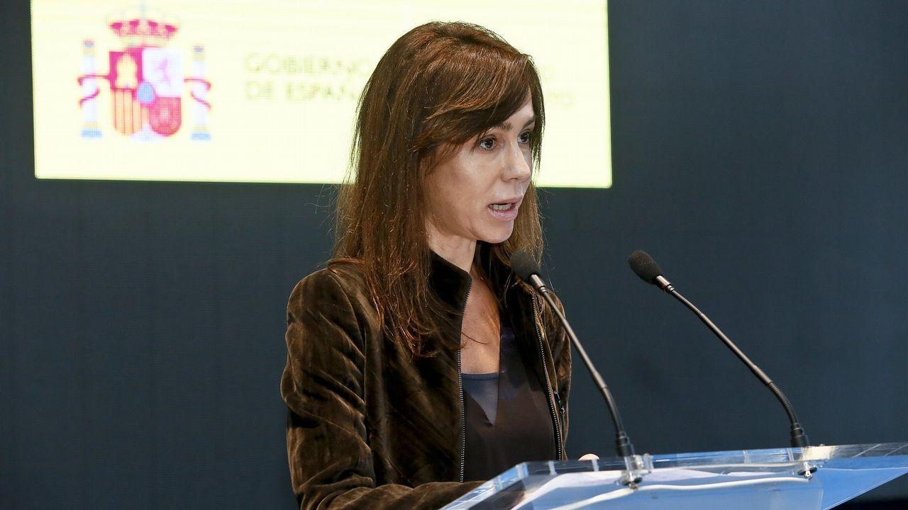 La presidenta del Adif, la gallega Isabel Pardo de Vera