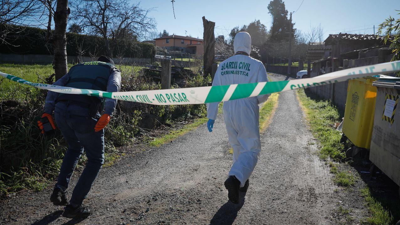 Vacunación en una residencia de Cantabria