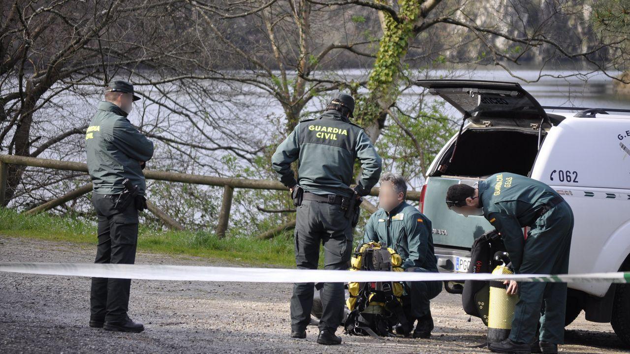 La autopsia confirma que Paz Fernández sufrió una «muerte violenta».Juan Ignacio Zoido