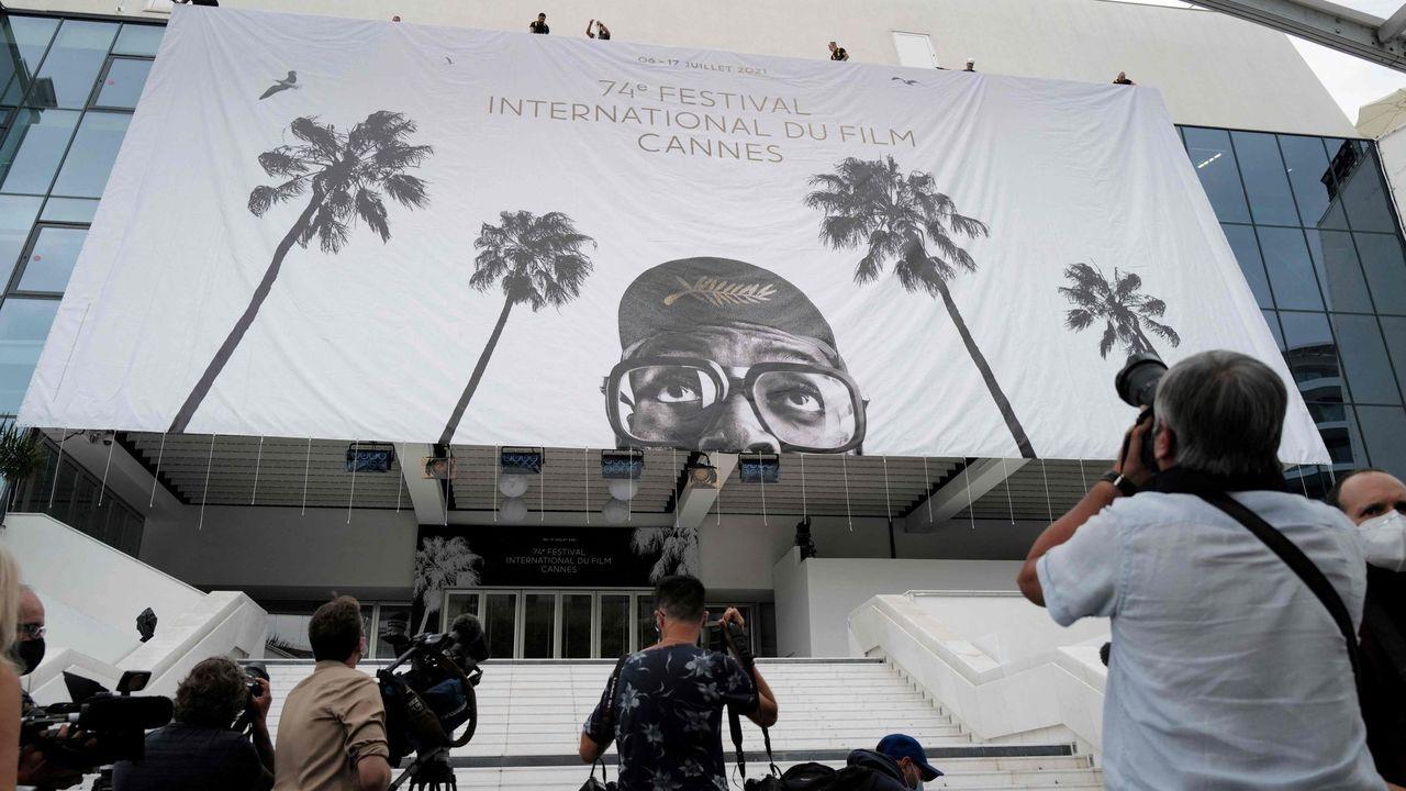 Spike Lee protagoniza el cartel de la edición de este año del Festival de Cannes.