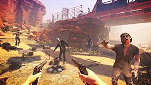 Zombis en realidad virtual tomarán la Cometcon