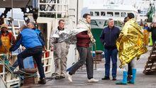 Rescate de los marineros del Sin Querer 2