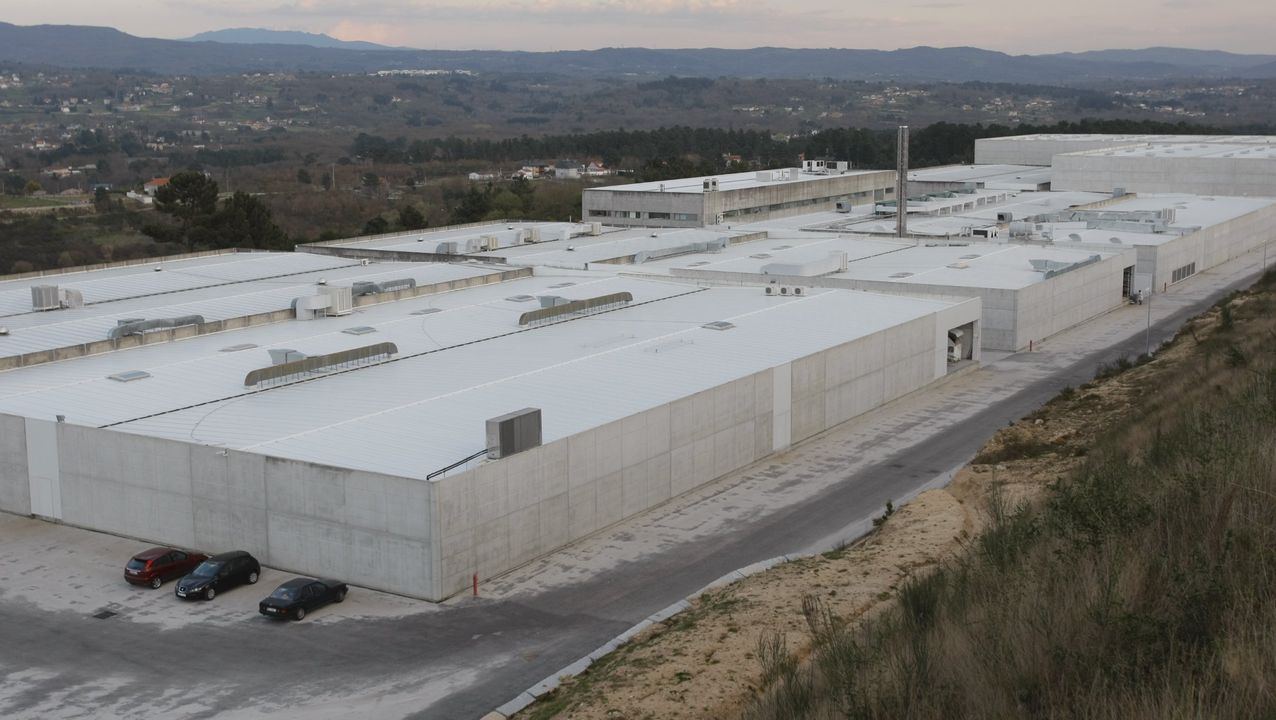 Sociedad Textil Lonia produce desde sus talleres de Pereiro las marcas Purificación Garcia y CH Carolina Herrera