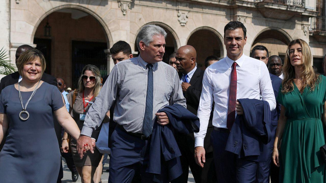 La comparecencia de Pedro Sánchez desde la Habana, en directo