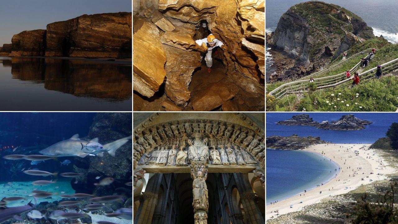 Playas en la provinciade Lugo.La Diputación destina otros 11 millones a ayudar a los concellos en la salida de la crisis