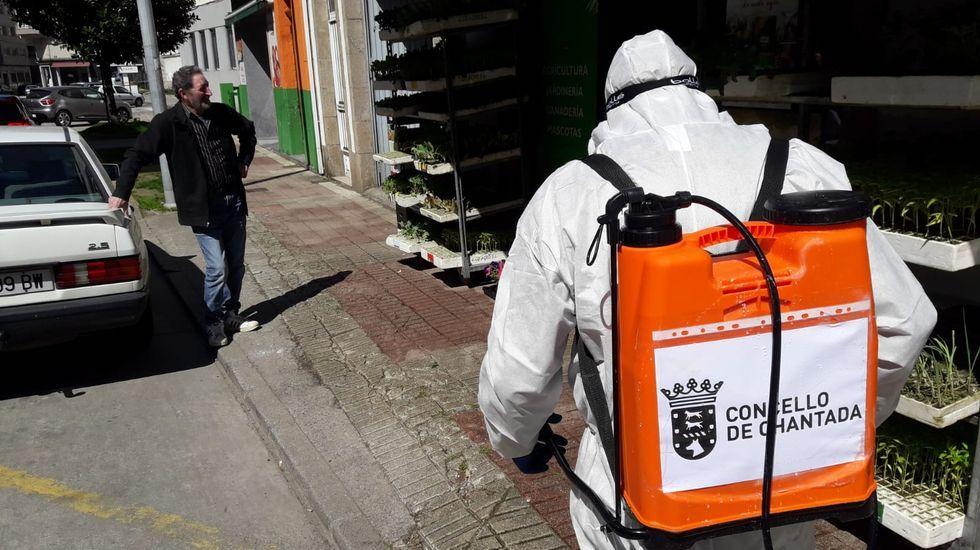 La Xunta reclama a la Diputación de Lugo mayor apoyo a los ayuntamientos en la lucha contra la pandemia