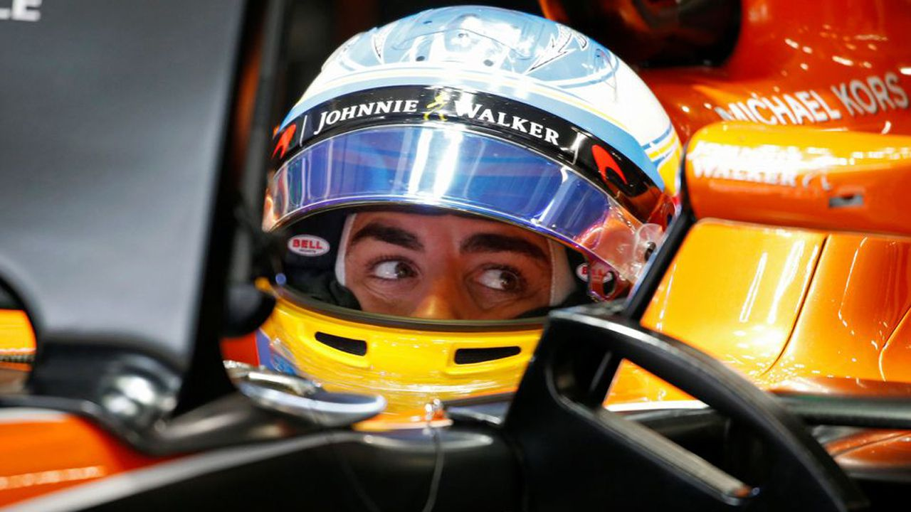 Japanese Grand Prix 2017 - Suzuka Circuit, Japan - October 6, 2017. McLaren's Fernando Alonso during practice. REUTERS/Toru Hanai