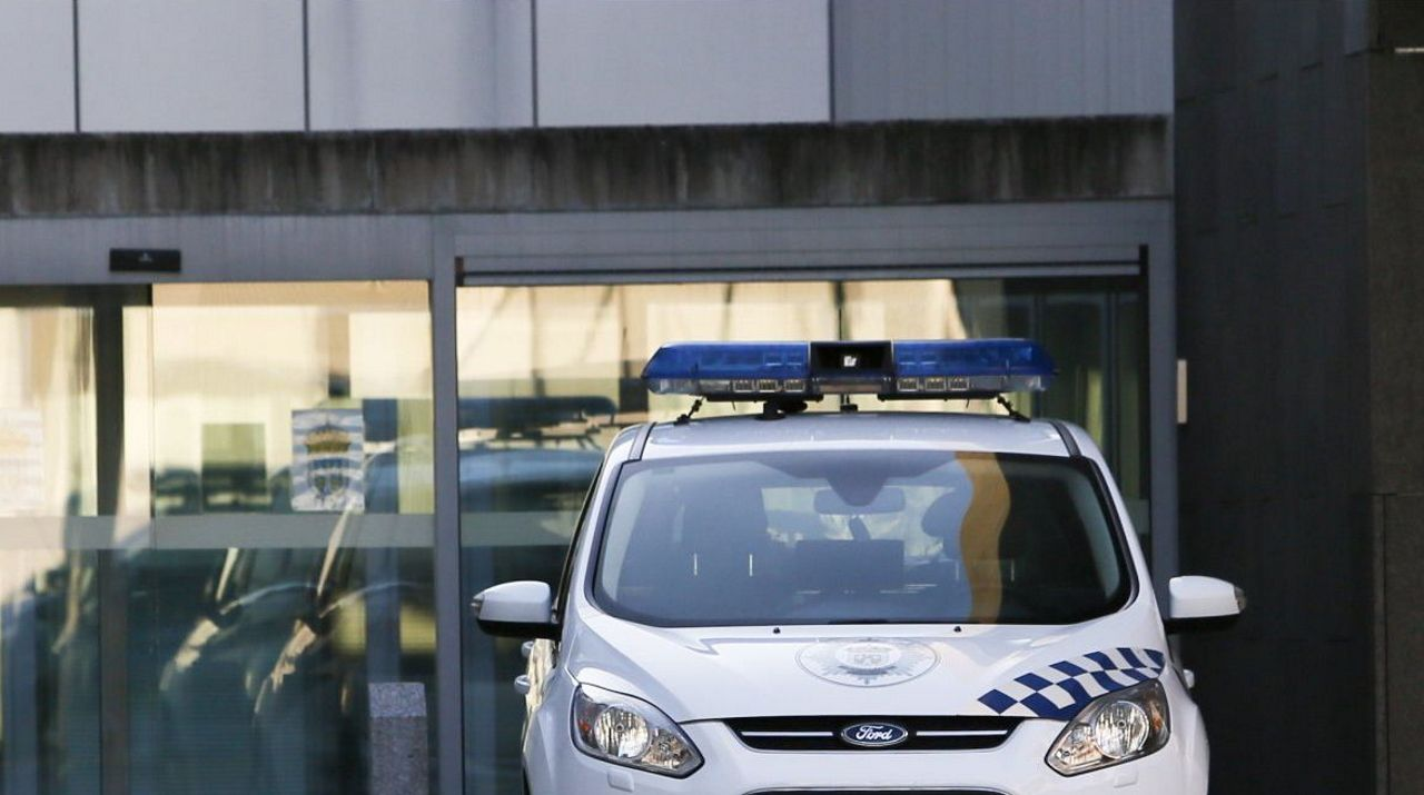 Imagen de archivo de la Policía Local