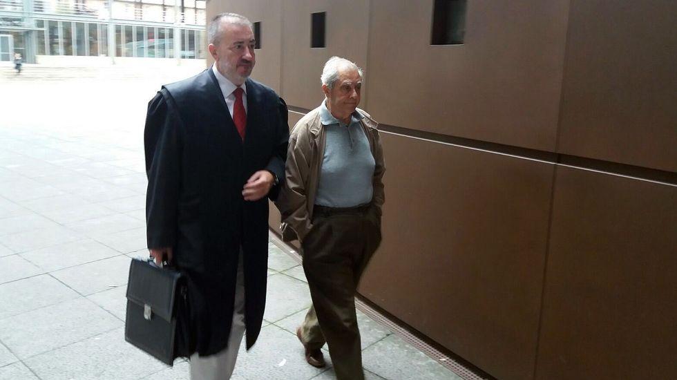 El exconsejero, José Luis Iglesias Riopedre.José Luis Iglesias Riopedre