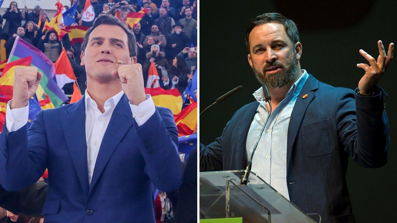 Tezanos no descarta que la derecha acabe sumando por el voto oculto de Vox y los indecisos.Los cinco candidatos