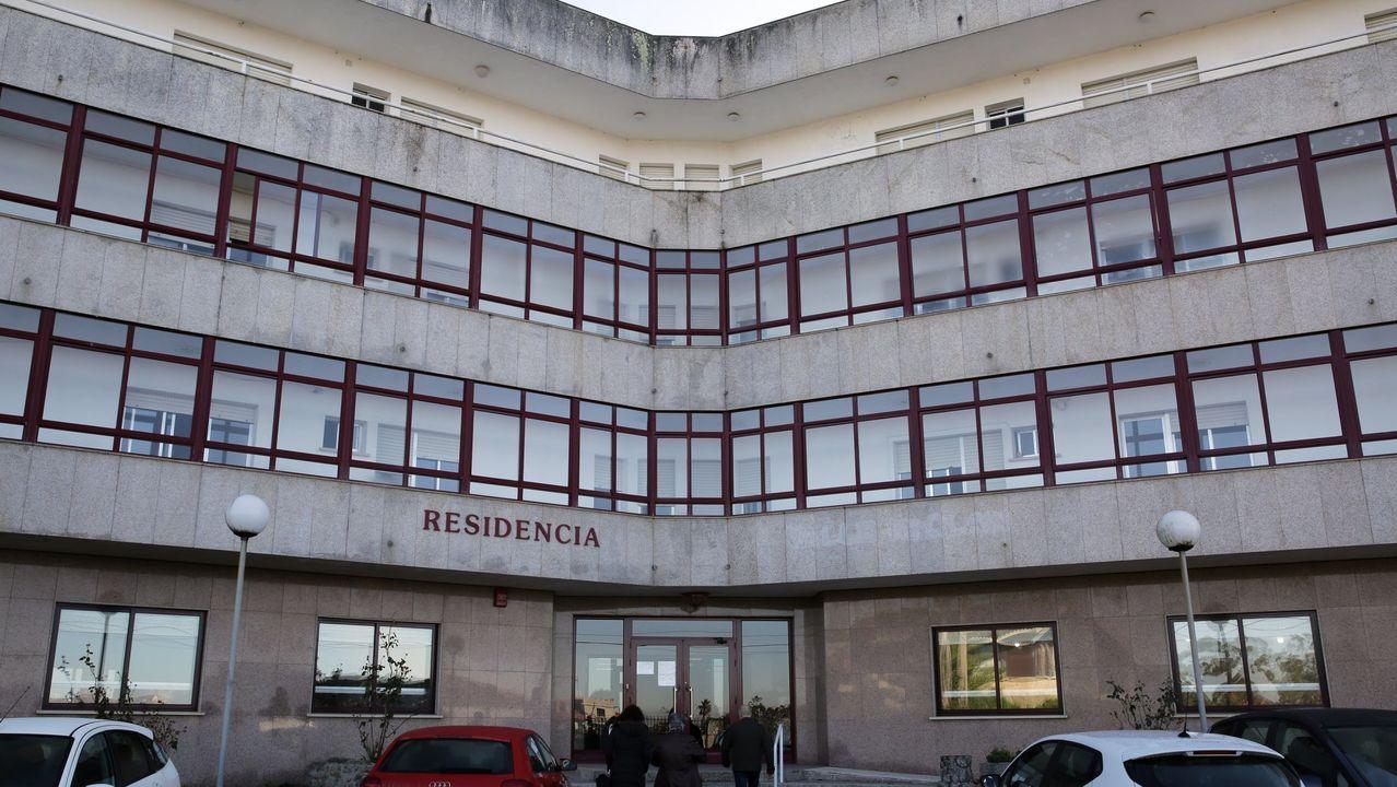 La residencia Valle-Inclán de Arousa echó el cierre a finales del año pasado, después de que los inspectores decretaran su clausura administrativa