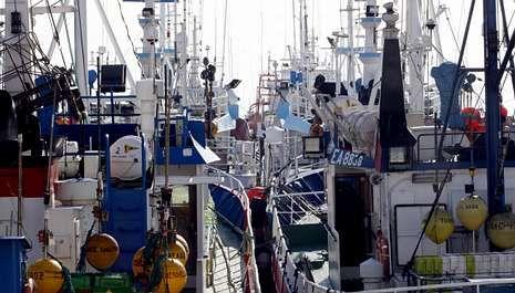 Buena parte de la flota merlucera tiene su base en puertos de A Mariña, donde la venta de la especie reportó 60 millones el año pasado.