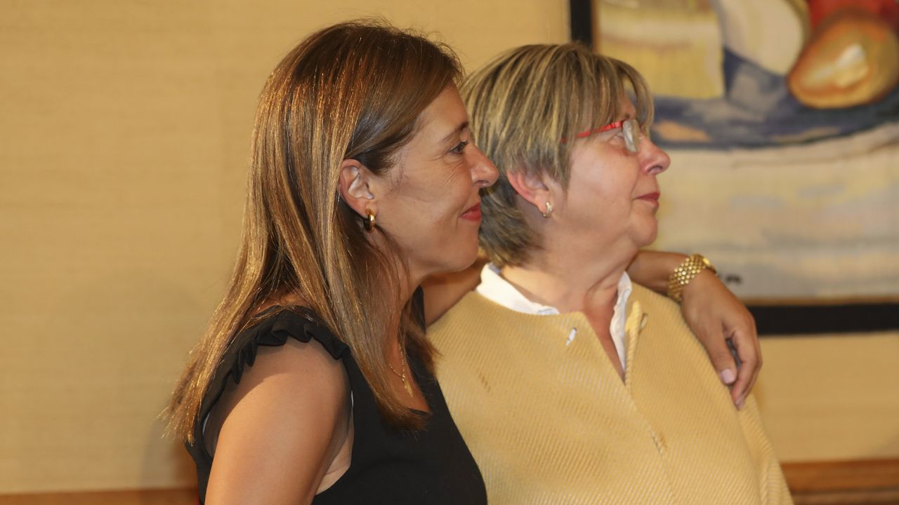 Beatriz Mato y Rosa Quintana