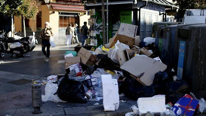 Este es el aspecto de Madrid