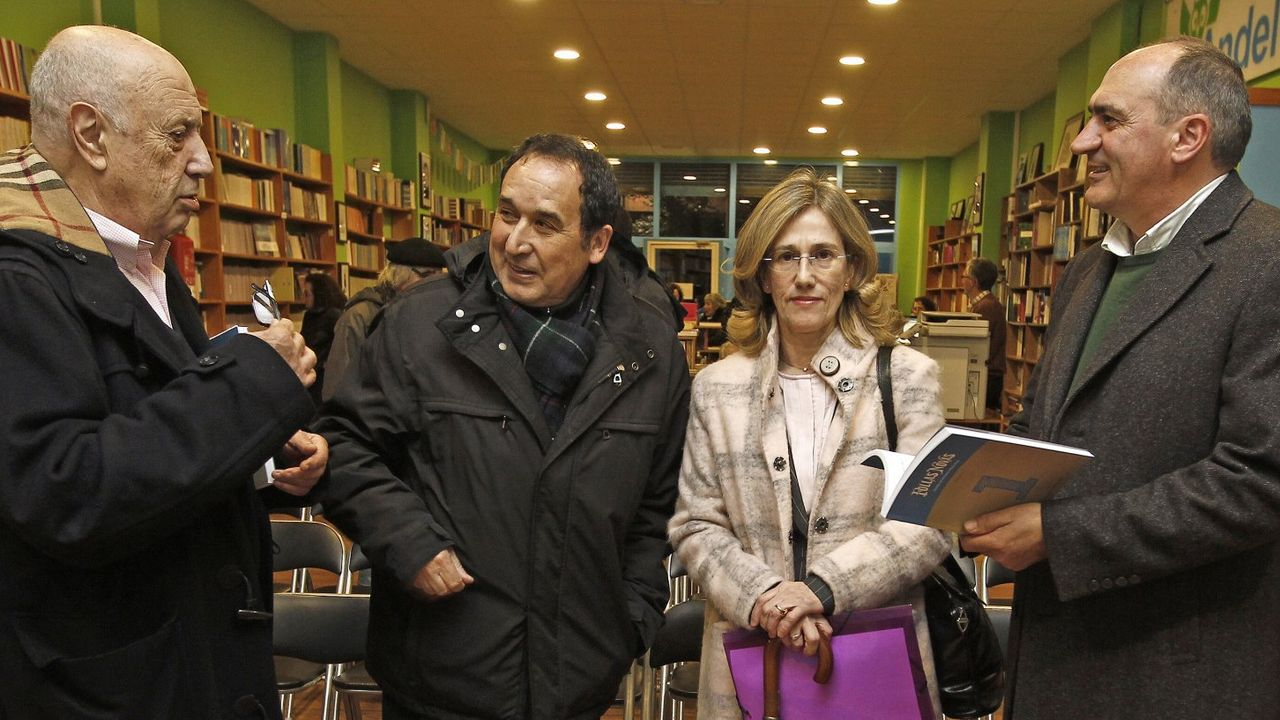 La alcaldesa de Vimianzo, Mónica Rodríguez, iba a ir pero canceló la reserva por la carga de trabajo