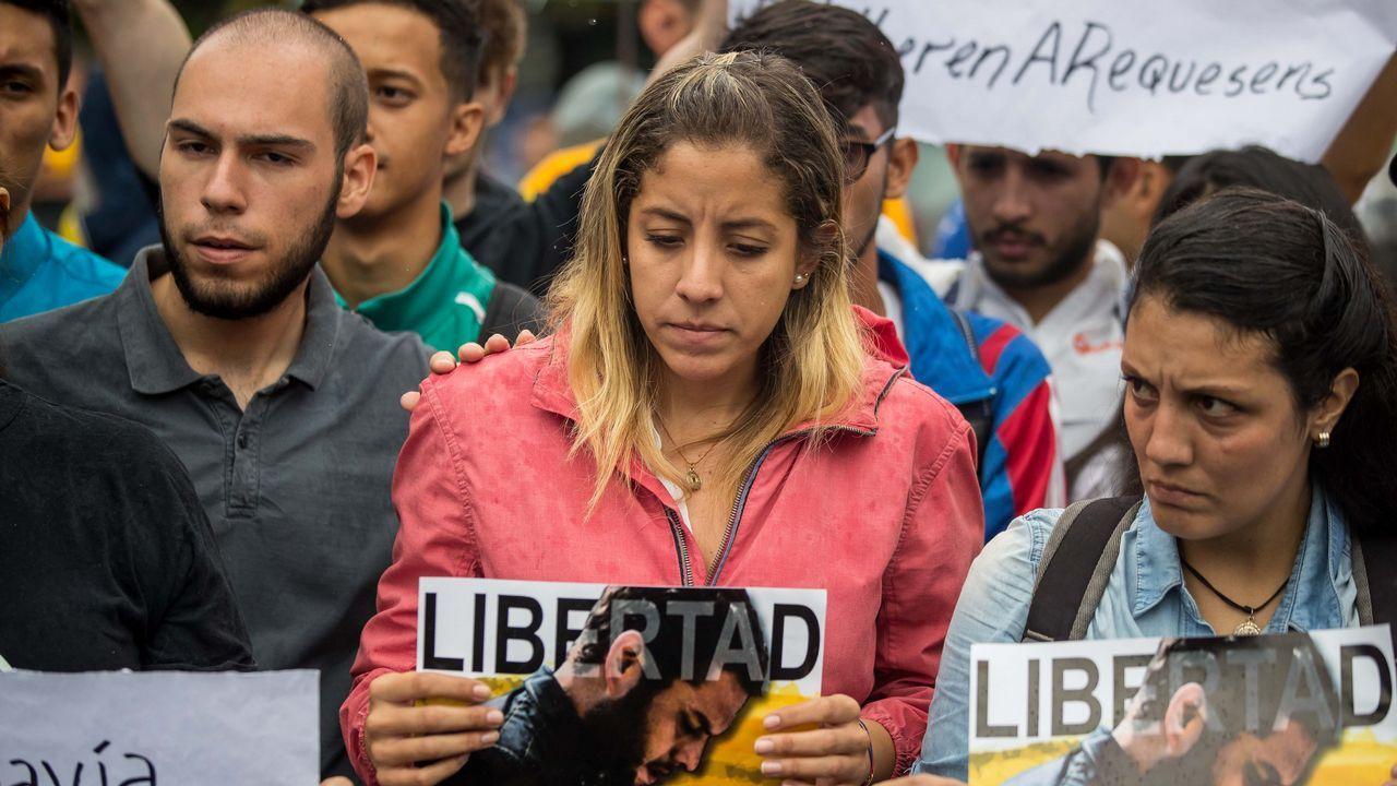 Incautados 25 kilos de cocaína en Marín ocultos en la puerta de un contenedor.Dos niños venezolanos en la frontera de Perú