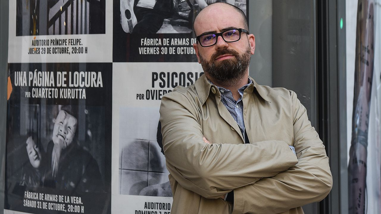 libros.Pablo De María, director de SACO