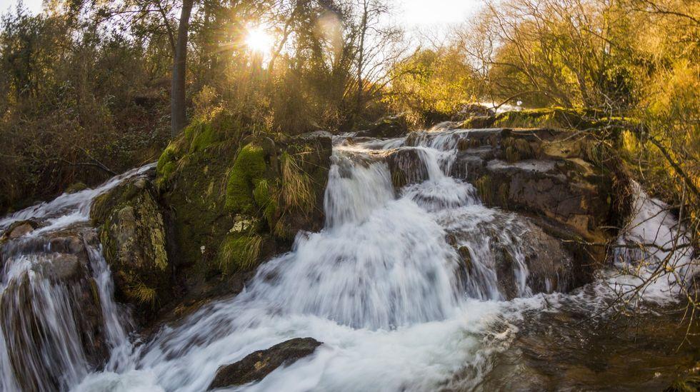 Cascada de O Rabiñoso (Zas)