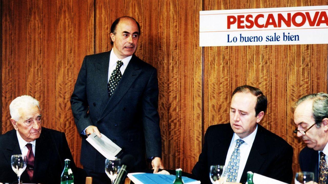 Rato entra en Soto del Real.Manuel Menéndez