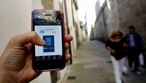 O dicionario da Academia Galega xa se pode consultar en dispositivos móbiles.