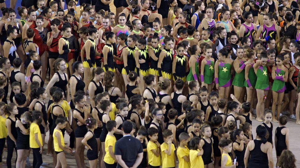 Fiesta de la gimnasia provincial