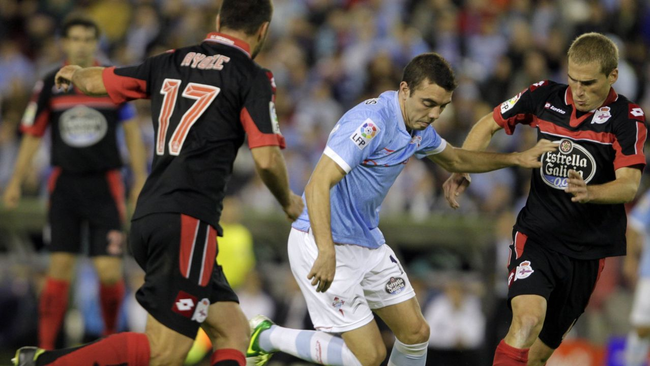 125 - Celta-Deportivo (1-1) el 27 de octubre del 2012