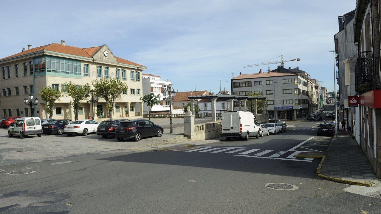 Concierto didáctico de la Tradescola hace unas semanas en Castro de Rei