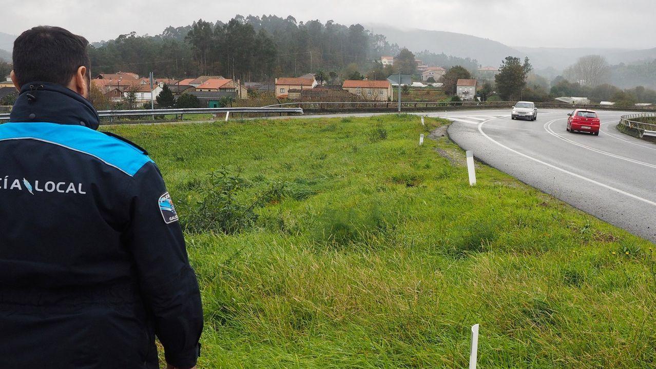 Arranca el cribado en el recinto ferial de Amio para identificar casos no diagnosticados de covid-19 en Santiago.En el cribado de Boqueixón participaron el 70 % de los citados