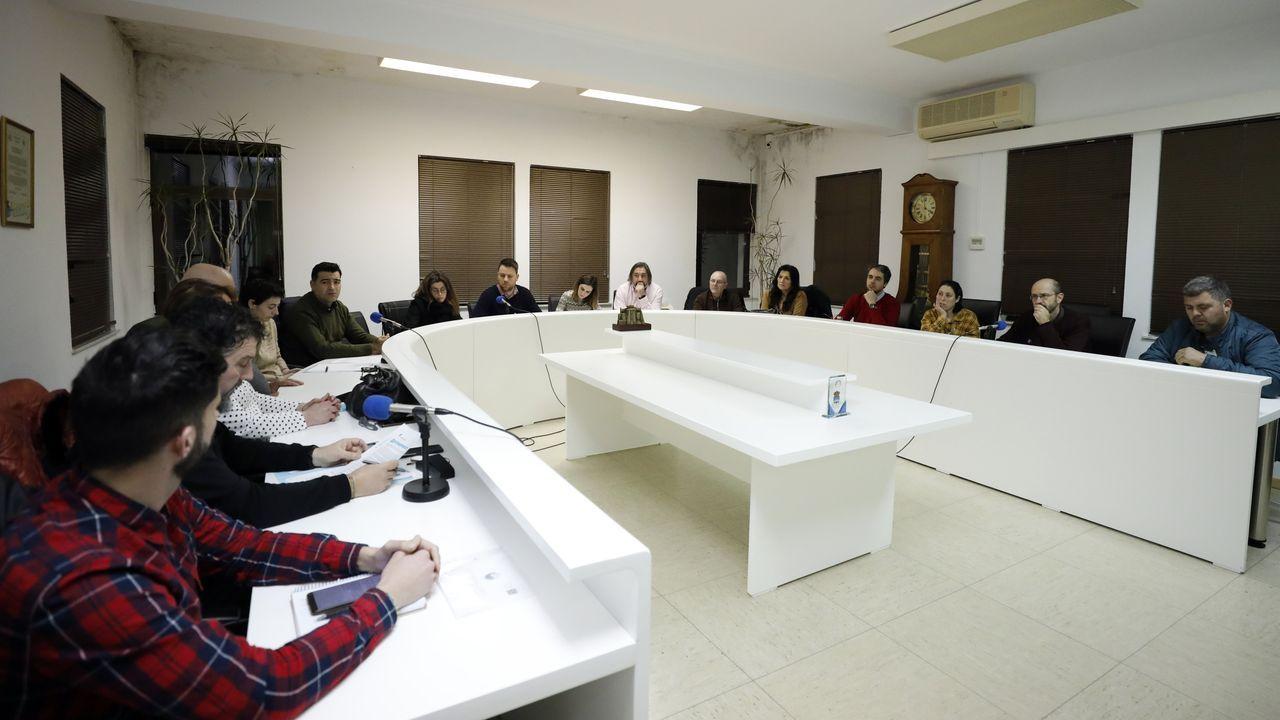 De las 300 sentencias, 111 las dictaron los juzgados de Mondoñedo y las 189 restantes, los de Viveiro, en la imagen de archivo
