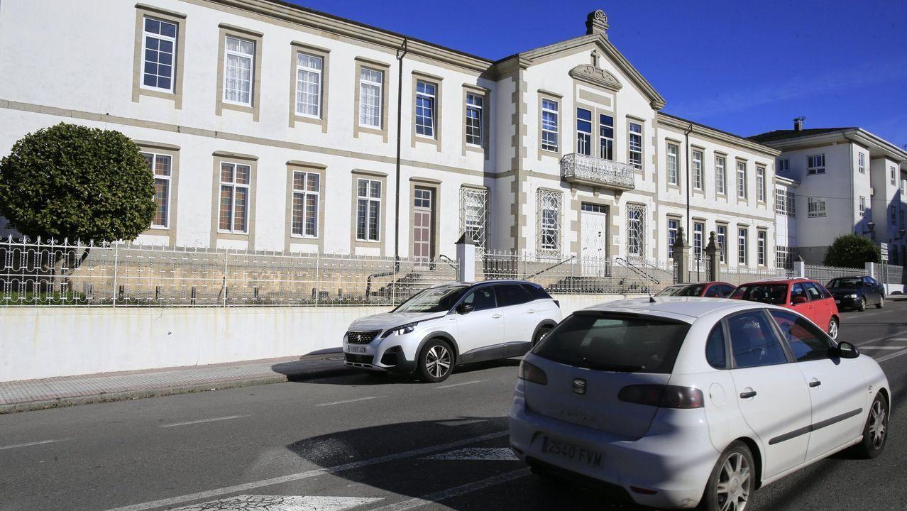 Blanco Maciñeiras vivía últimamente en la residencia vilalbesa
