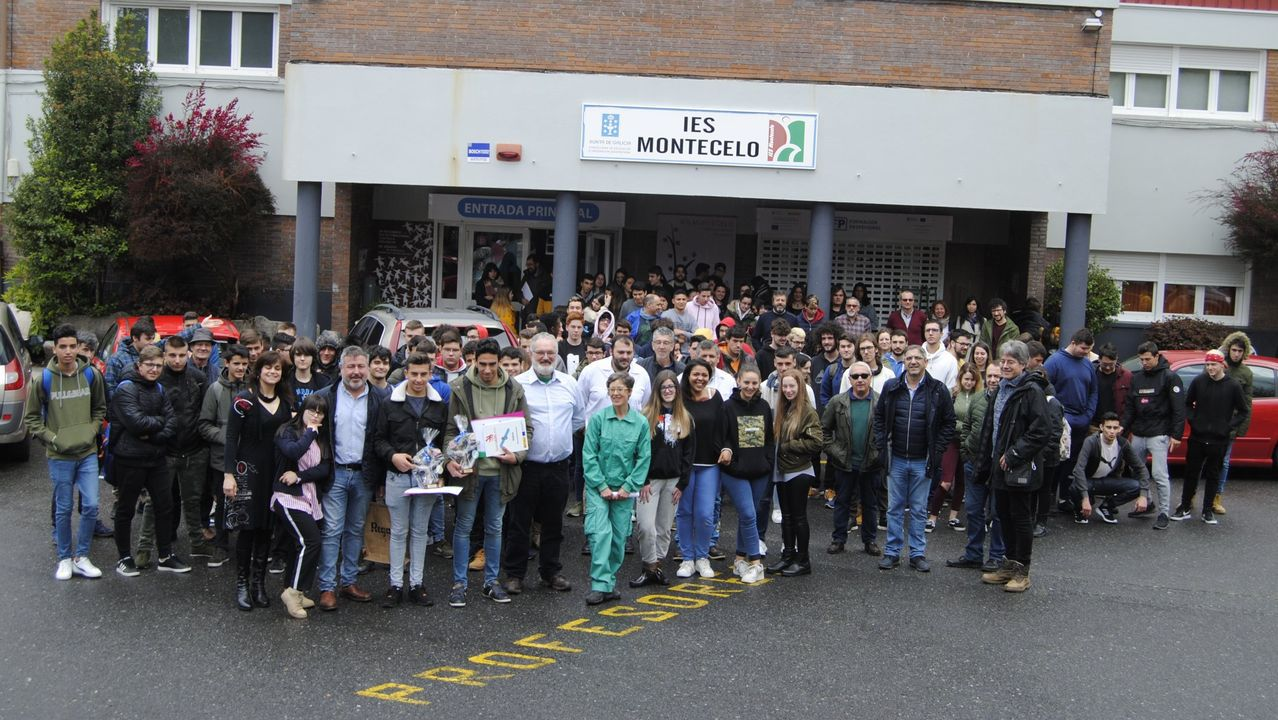 Dos institutos de la comarca se incorporan al programa «Educación Responsable»
