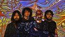 Fotografía promocional del grupo Los Buges