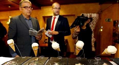 El año pasado el Santiago é Tapas se presentó en noviembre en el restaurante Enxebre.