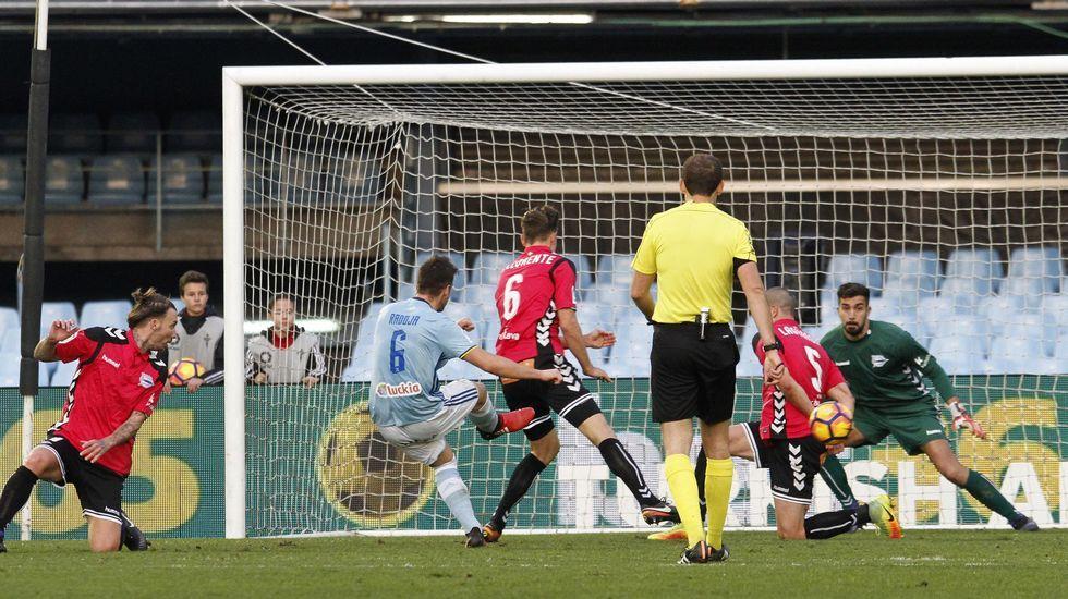 Celta 1 - Alavés 0 (15 de enero)