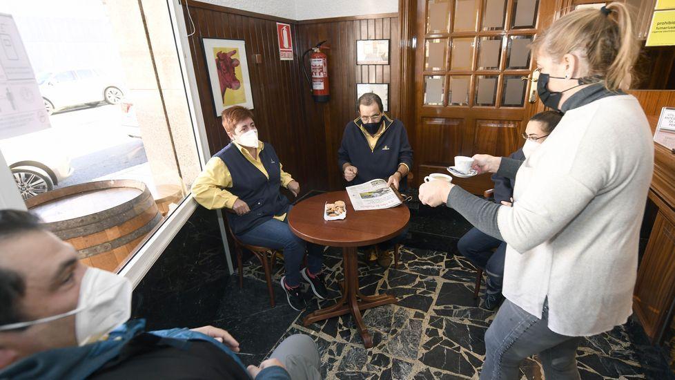 Sampayo cre que os queixos galegos teñen un sabor que vale para calquera padal