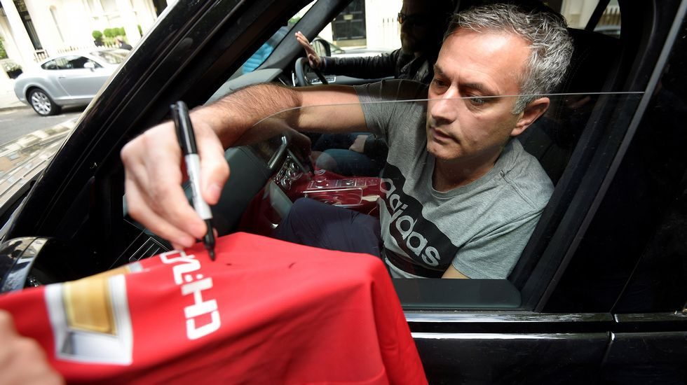 El orgullo de Mourinho