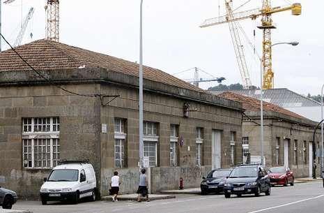 El juzgado subasta dos naves y una rampa de Alfageme en la avenida de Beiramar.