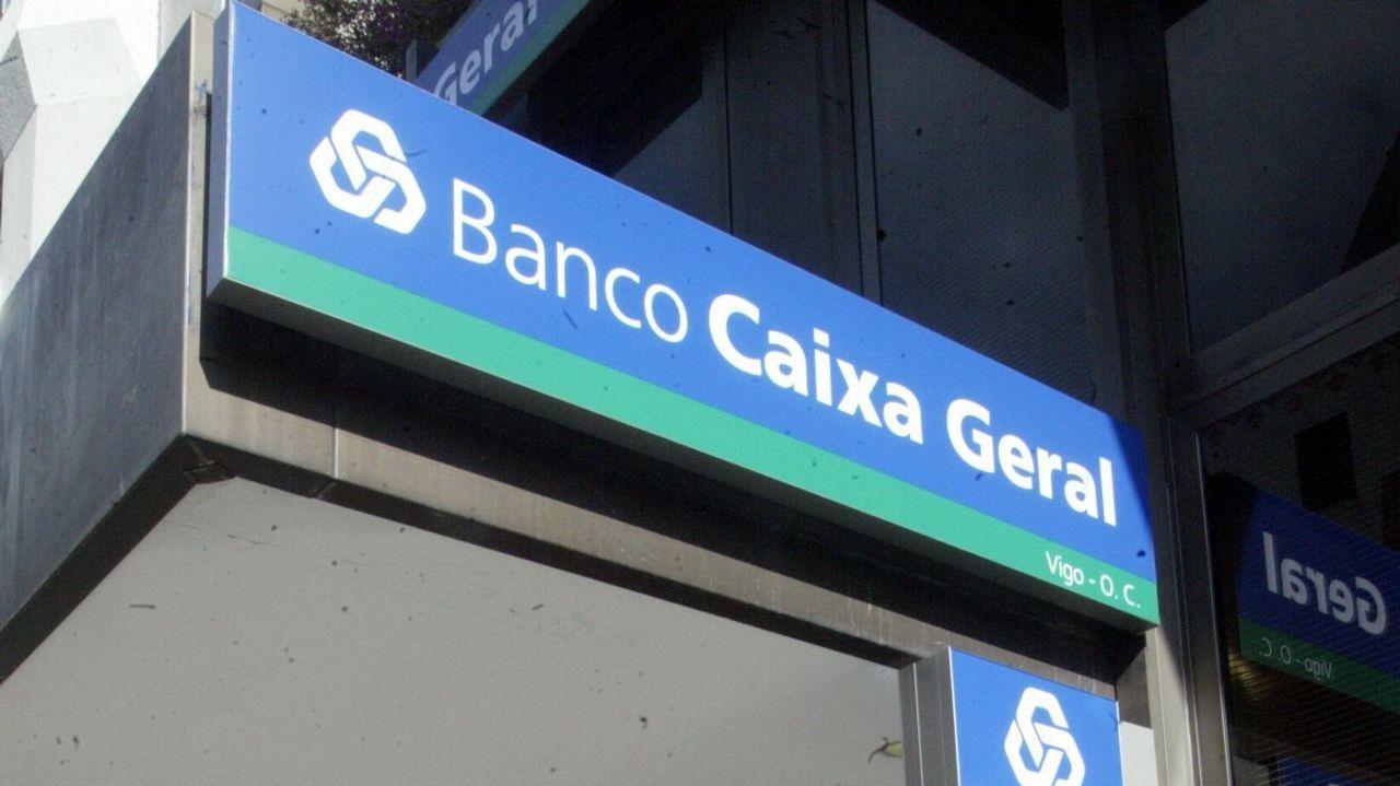 Oficina de Caixa Geral en Vigo
