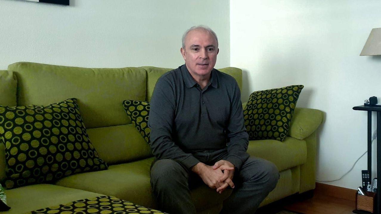 Vídeo por el día del libro del CEIP Curros Enríquez de Celanova.Rafael Rodríguez Villarino, secretario provincial del PSOE