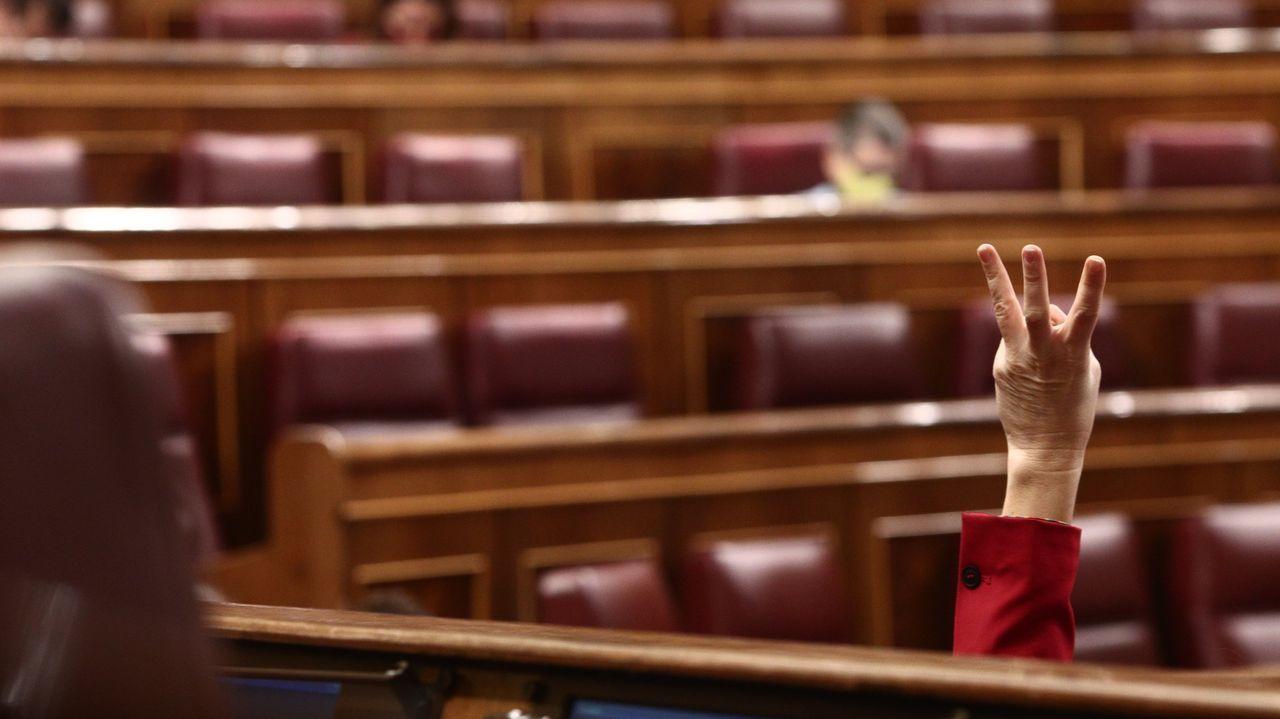 Pablo Iglesias e Isabel Díaz Ayuso, en una  imagen de archivo