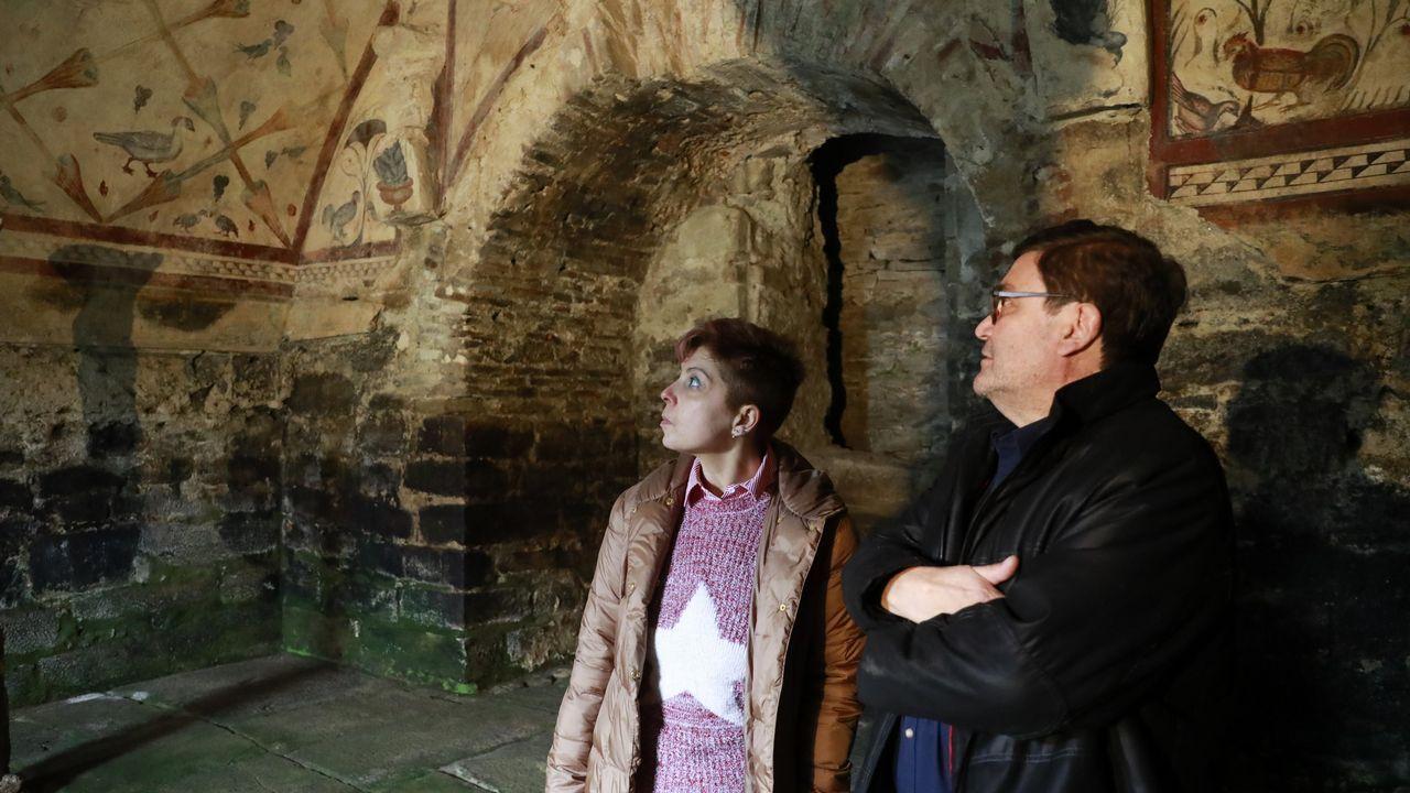 Nuevo intento para relanzar Santa Eulalia de Bóveda