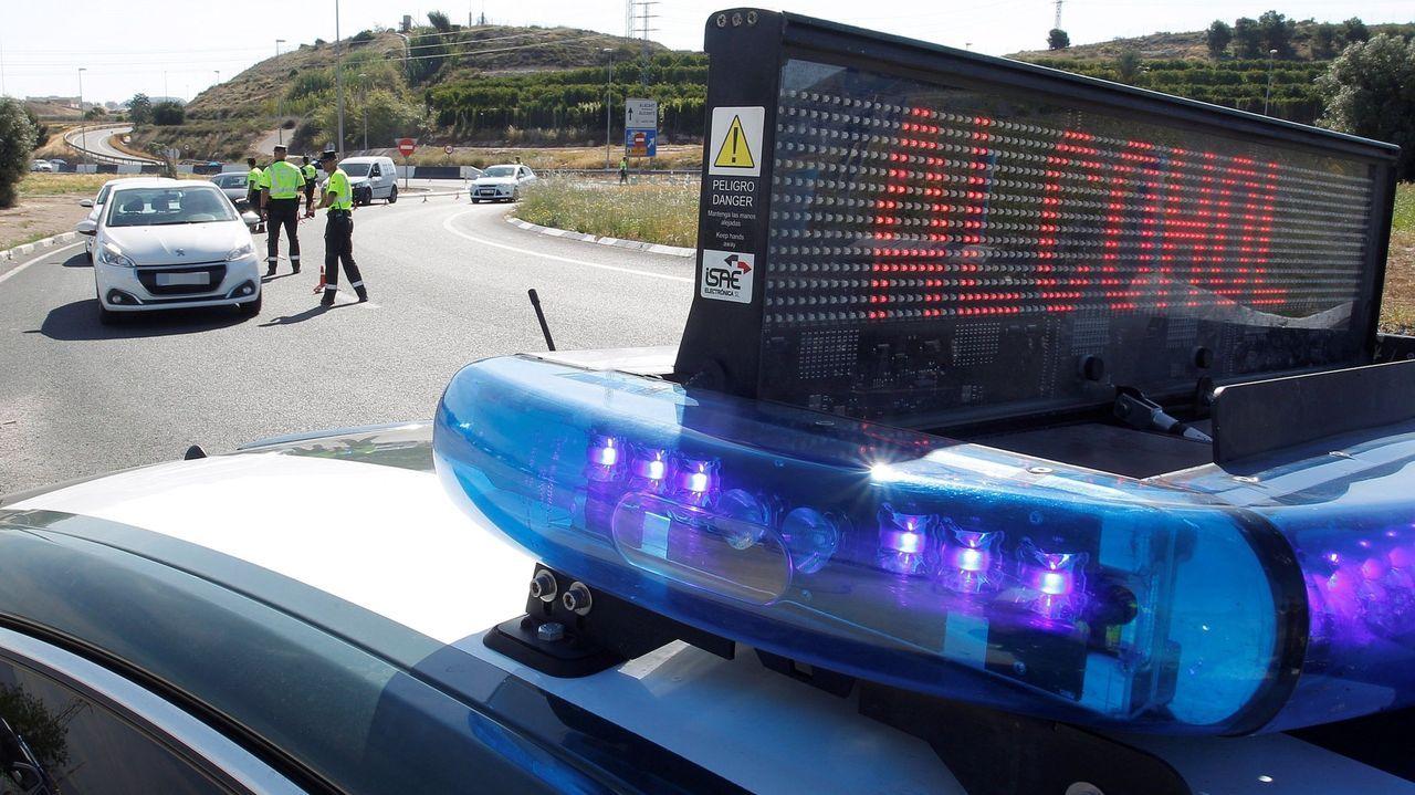 Tráfico activa para la noche de San Juan un dispositivo especial con controles de alcohol y drogas