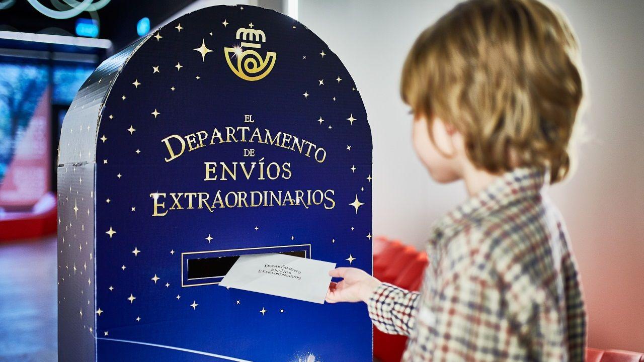 Oficina de Correos en Ourense